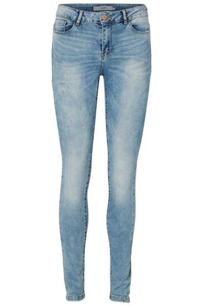 VMFive lw slim jeans topfashion