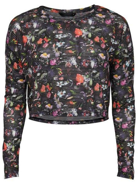 ONLAva l/s top box topfashion