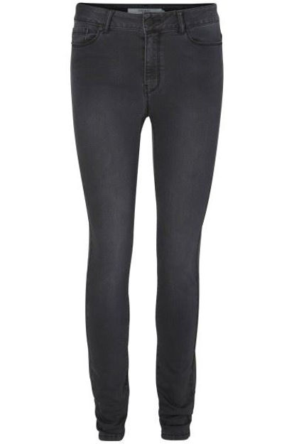 vmseven nw ss smooth jeans topfashion