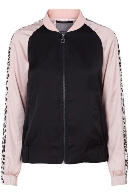 vmleopra short bomber jacket topfashion