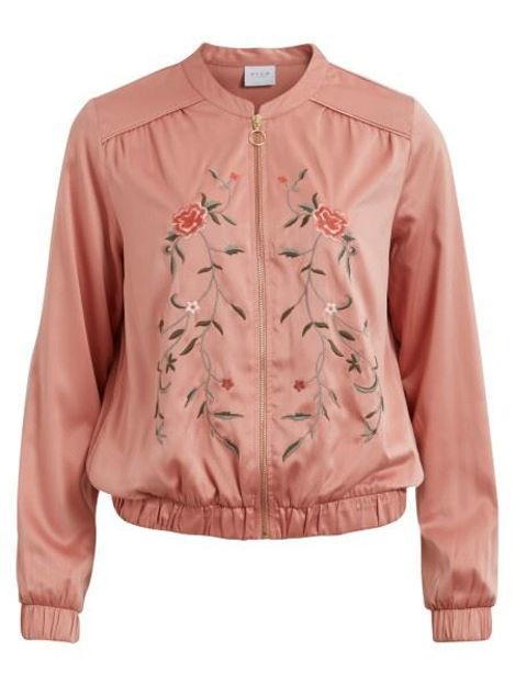 VICentri embroidery jacket topfashion