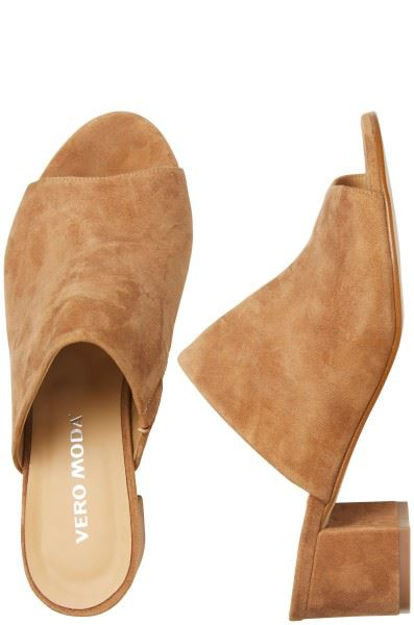VMSila leather mule topfashion