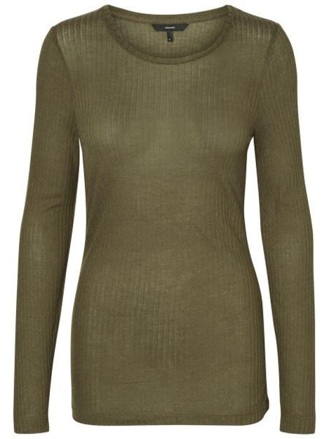 VMWolla l/s top topfashion