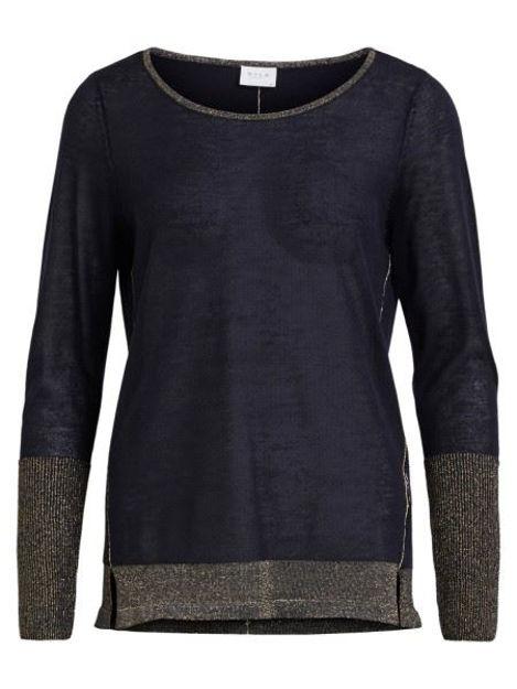 VINellina l/s knit top topfashion
