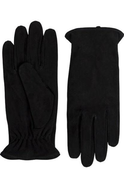 PCComet suede gloves noos topfashion