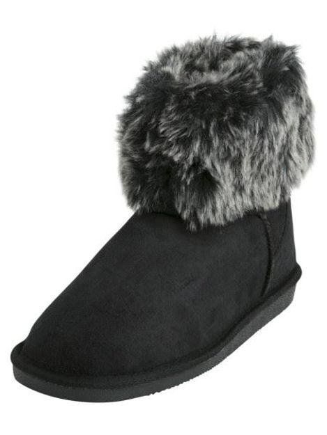 PSParrisa winter boot black topfashion