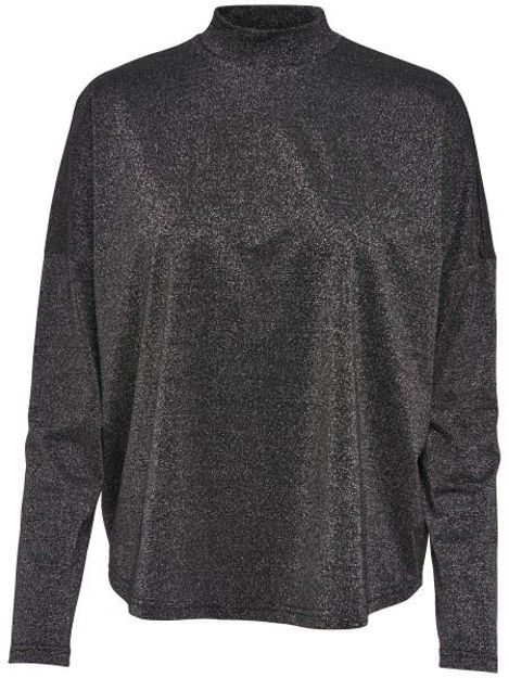 JDYink l/s highneck top Topfashion