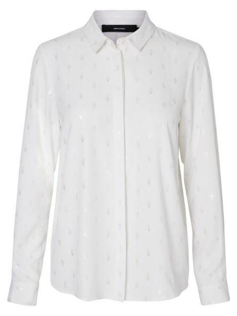VMfolia ls shirt Topfashion
