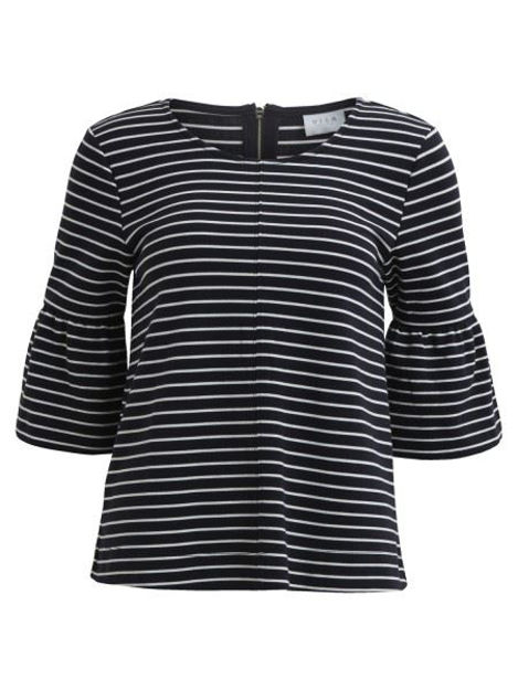 VISonja 3/4 t-shirt topfashion
