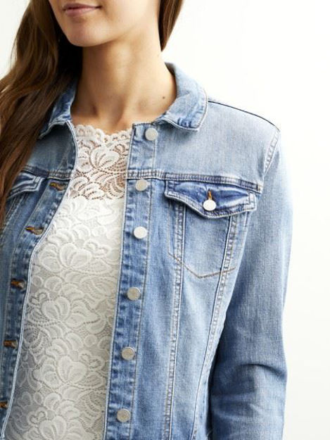 VIshow denim jacket NOOS topfashion