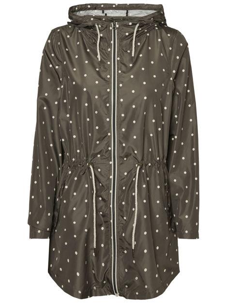 VMpocket fold parka jacket