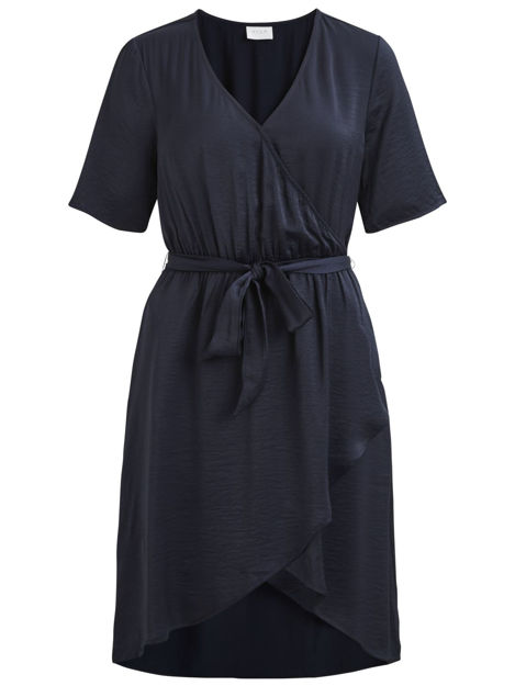 vicava s/s wrap dress.