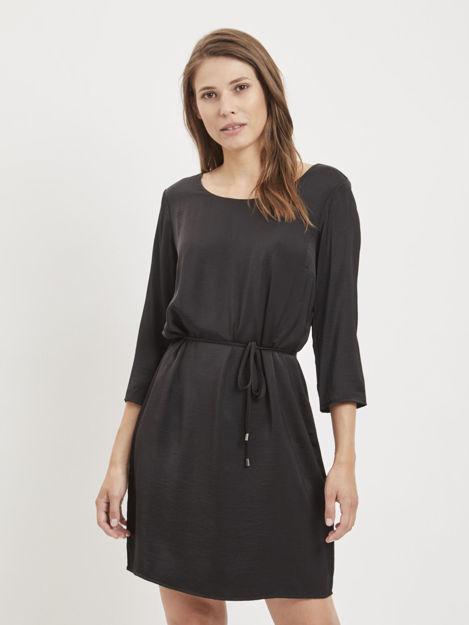 VIcava 3/4 sleeve dress