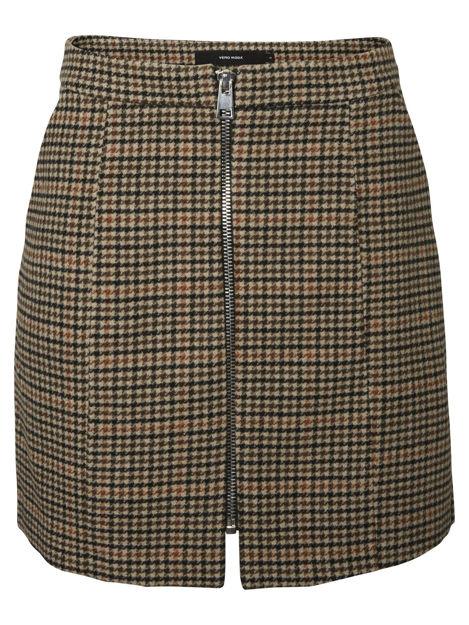 VMjana royal hw zip wool skirt