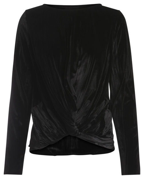 PCRIMILI L/S BLOUSE Topfashion