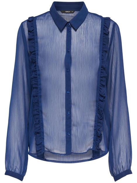 ONLvicky l/s shirt Topfashion