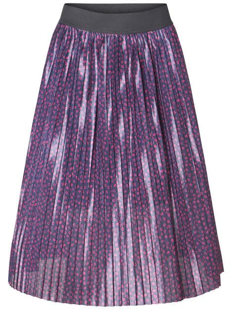 VMkiss high waist calf skirt