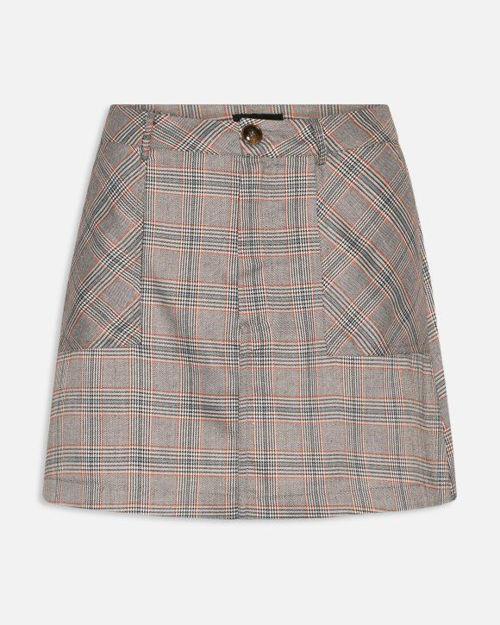 Ternet nederdel