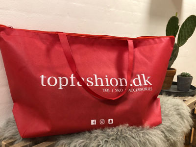 Topfashion lancere en Shopping bag
