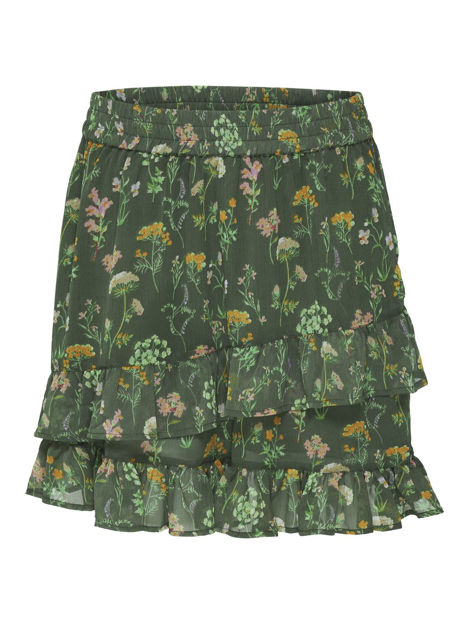 jdyjennifer frill skirt.