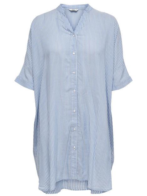 ONLsantiago s/s stripe oversi shirt