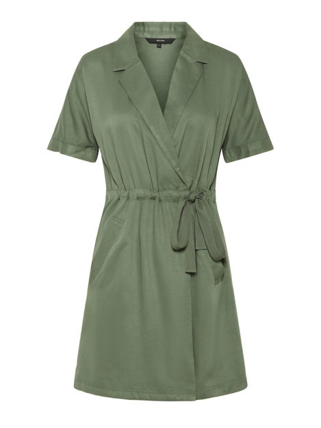 vmshaper ss short wrap dress.