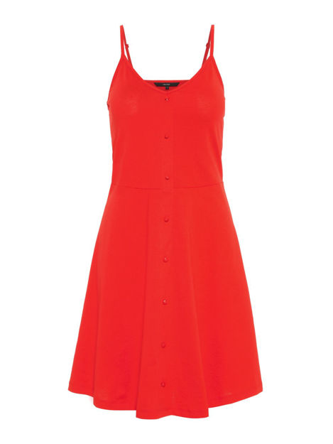 VMADRIANNE SINGLET SHORT DRESS JRS