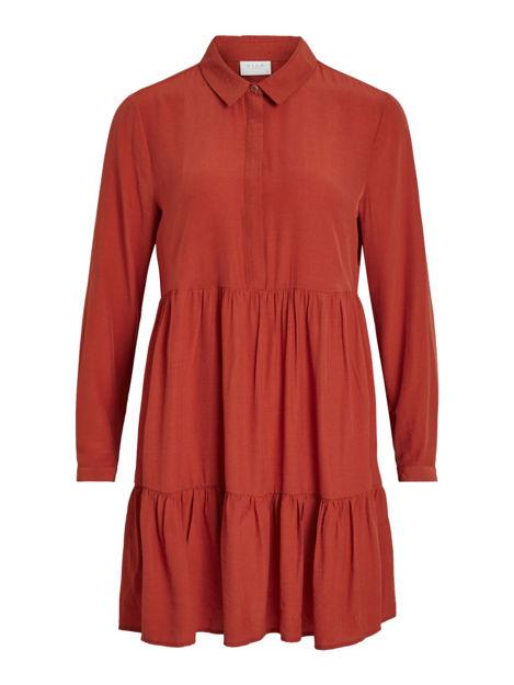 VIMORAS L/S SHIRT DRESS