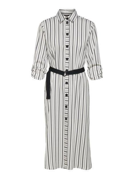 ONLSHANNON L/S SHIRT DRESS WVN