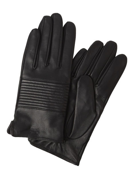 PCHANNE LEATHER GLOVES