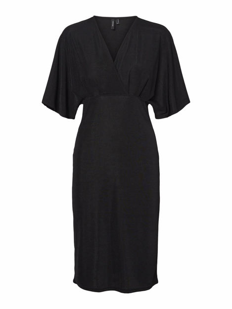 VMDOREEN 2/4 BLK DRESS JRS