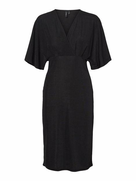 VMDOREEN 2/4 BLK DRESS JRS