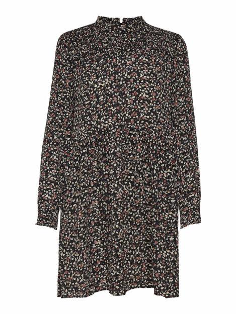 JDYNIKKY BASE L/S SMOCK DRESS WVN