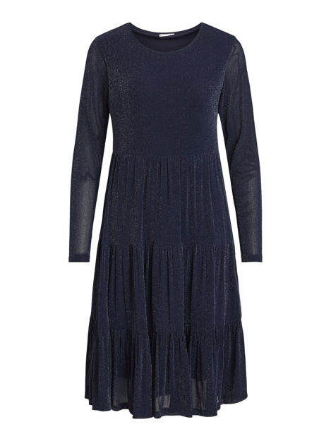 VIDAVIS L/S GLITTER DRESS /RX