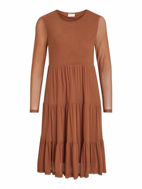 VIDAVIS L/S SOLID DRESS /RX