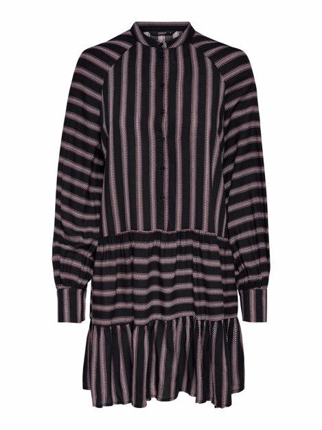 ONLSELINA L/S SHORT DRESS WVN