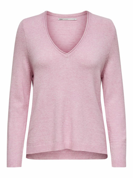 ONLLESLY NEW V-NECK PULLOVER KNT