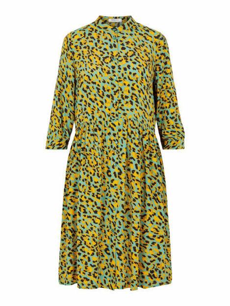PCJEXA 3/4 SHIRT DRESS IF