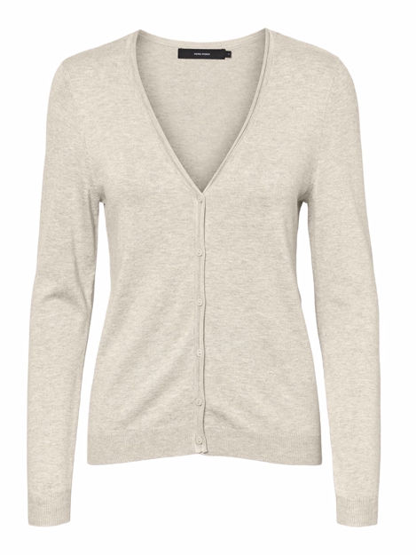 VMNELLIE GLORY LS V-NECK CARDIGAN NOOS