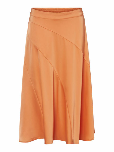 VMGABBI NW CALF SKIRT WVN GA
