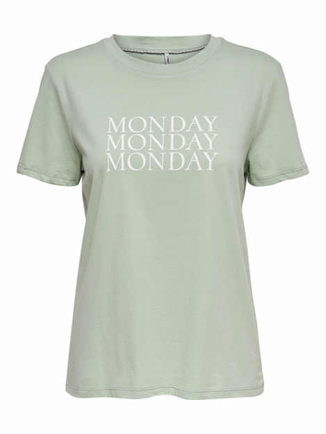 ONLweekday life reg s/s top box co jrs