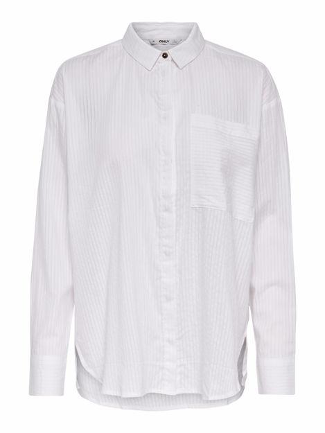 ONLfcarry life l/s shirt wvn