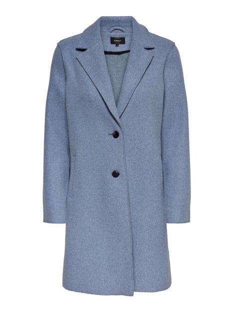 ONLcarrie bonded coat otw