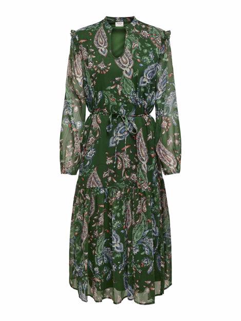 JDYrufus l/s long dress wvn