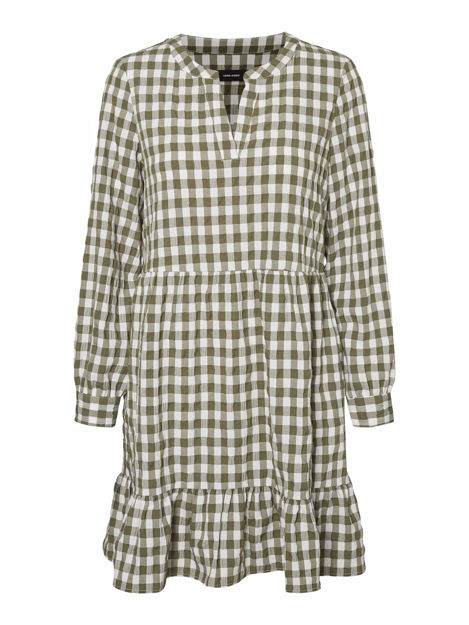 VMKIMI W/L SHORT DRESS WVN