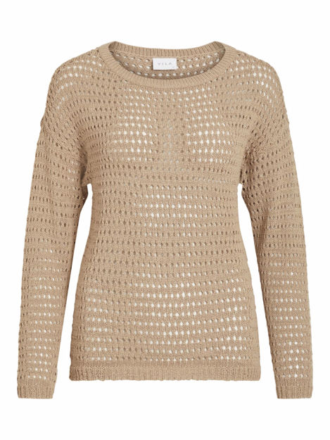 VIlelas knit l/s o-neck top