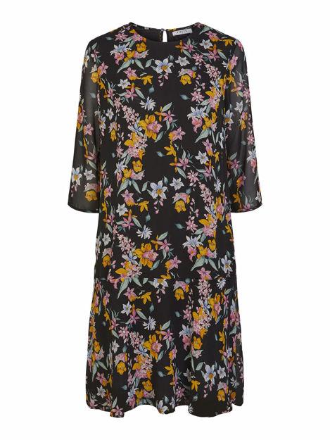 PCNANNA 3/4 DRESS BC
