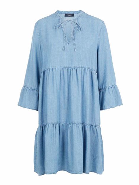 pcwhy abby 3/4 dress.