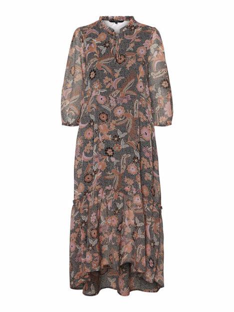 vmnuka 3/4 ankle dress.