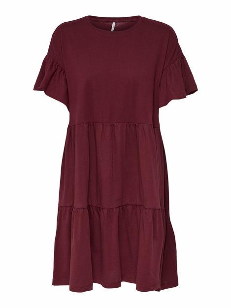 ONLMAY NEW LIFE S/S CUTLINE DRESS JRS